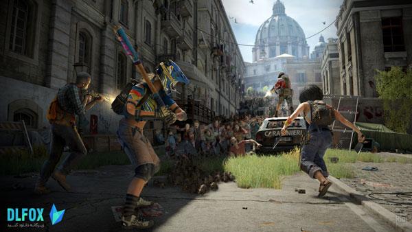 دانلود نسخه فشرده بازی WORLD WAR Z: AFTERMATH برای PC