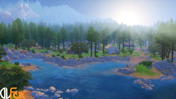 دانلود نسخه فشرده CorePack بازی The S 4 Isand Living برای PC
