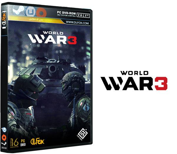 دانلود نسخه فشرده بازی World War 3 برای PC