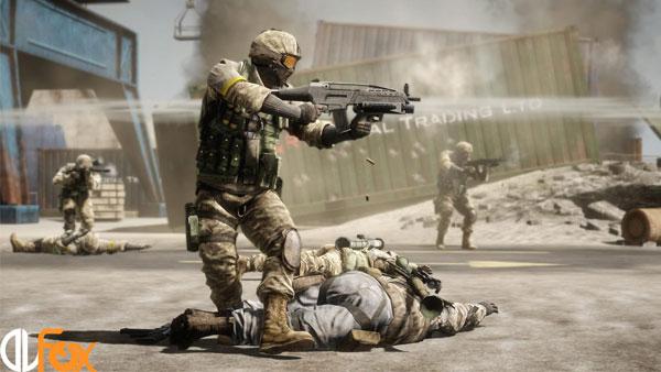 دانلود نسخه فشرده بازی Battlefield Bad Company 2 Ultimate برای PC