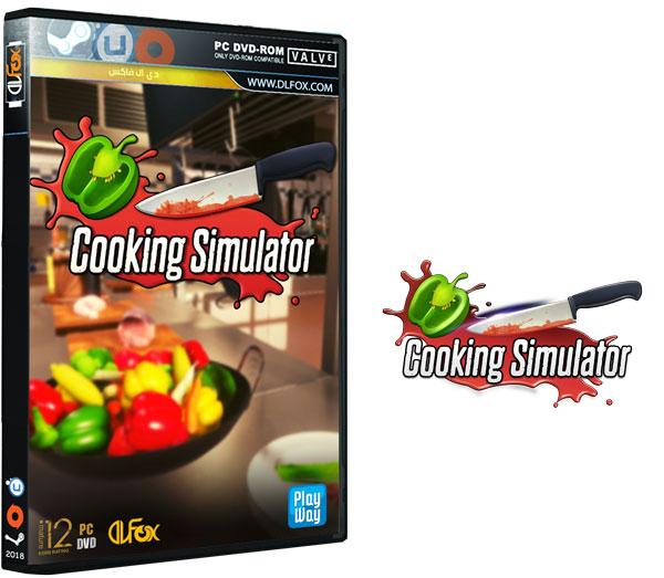 دانلود نسخه فشرده بازی Cooking Simulator برای PC