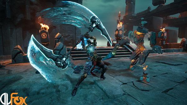 دانلود زیرنویس فارسی بازی Darksiders III برای PS4