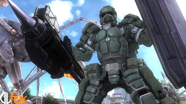 دانلود نسخه فشرده CorePack بازی EARTH DEFENSE FORCE 5 برای PC