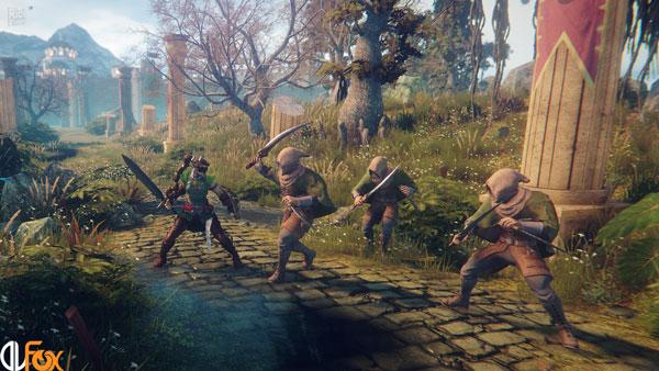 دانلود نسخه فشرده بازی Hand of Fate 2 برای PC