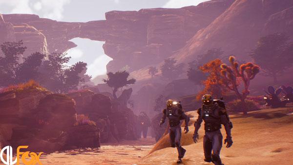 دانلود نسخه فشرده بازی Outpost Zero برای PC