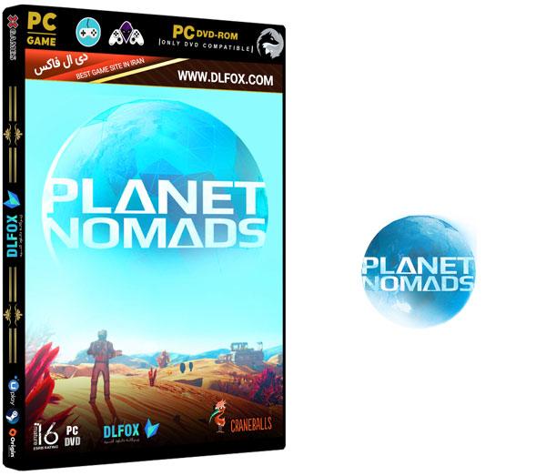 دانلود نسخه فشرده بازی Planet Nomads برای PC