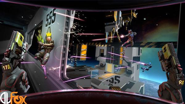 دانلود نسخه فشرده بازی Space Junkies برای PC