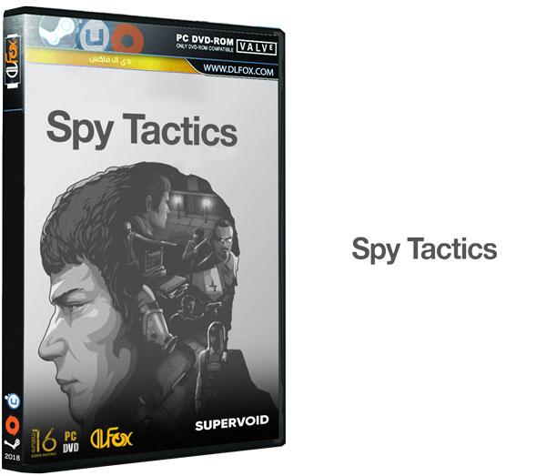 دانلود نسخه فشرده بازی Spy Tactics برای PC