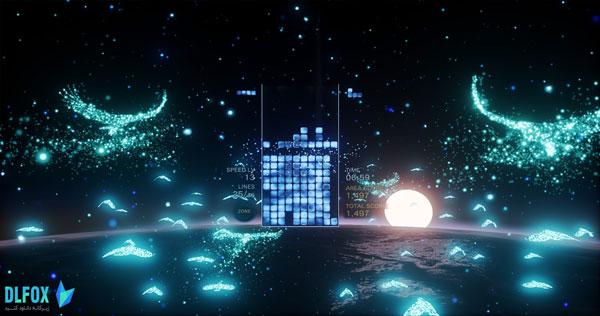 دانلود نسخه فشرده بازی Tetris Effect برای PC