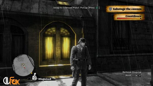 دانلود نسخه فشرده بازی The Saboteur برای PC
