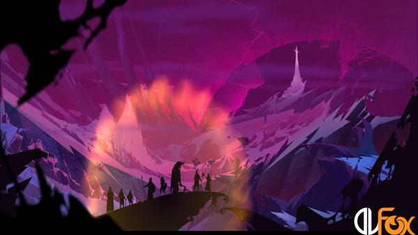 دانلود نسخه فشرده FitGirl بازی The Banner Saga 2 برای PC