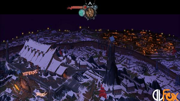 دانلود نسخه فشرده بازی The Banner Saga 2 برای PC
