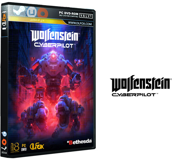 دانلود نسخه فشرده بازی Wolfenstein: Cyberpilot International Version برای PC
