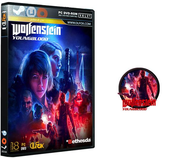 دانلود نسخه فشرده CorePack بازی Wolfenstein: Youngblood برای PC