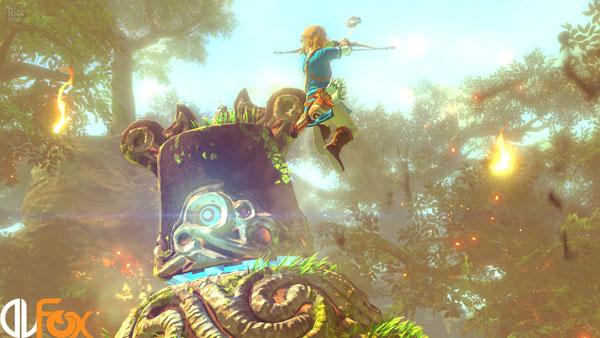 دانلود نسخه فشرده FitGirl بازی The Legend of Zelda:Breath of The Wild برای PC
