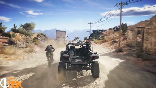 دانلود نسخه فشرده بازی Tom Clancys Ghost Recon Breakpoint برای PC