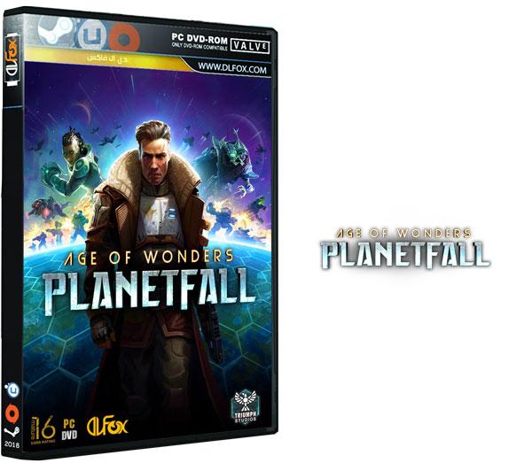 دانلود نسخه فشرده بازی Age of Wonders: Planetfall برای PC