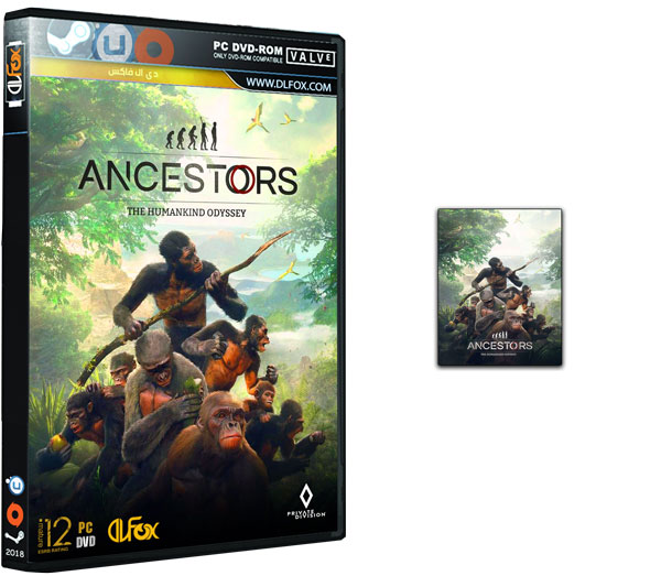 دانلود نسخه فشرده بازی Ancestors: The Humankind Odyssey برای PC