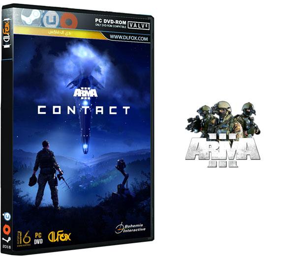 دانلود نسخه فشرده FitGirl بازی Arma 3 Contact برای PC