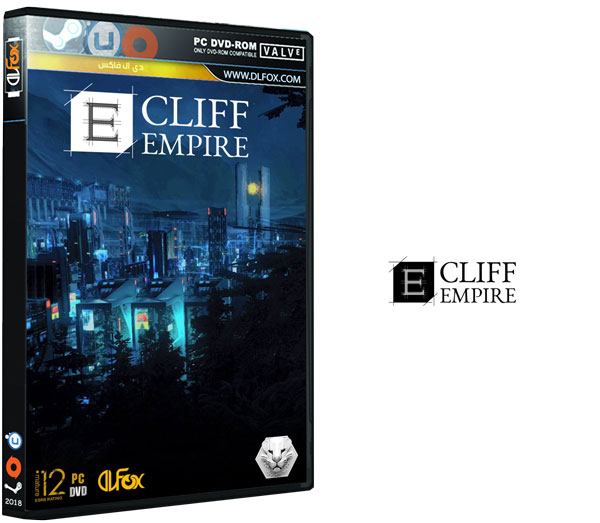 دانلود نسخه فشرده بازی Cliff Empire برای PC