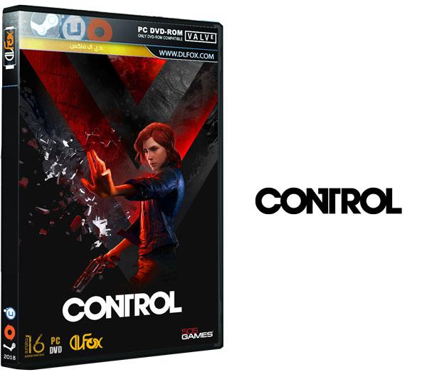 دانلود نسخه فشرده FitGirl بازی Control برای PC