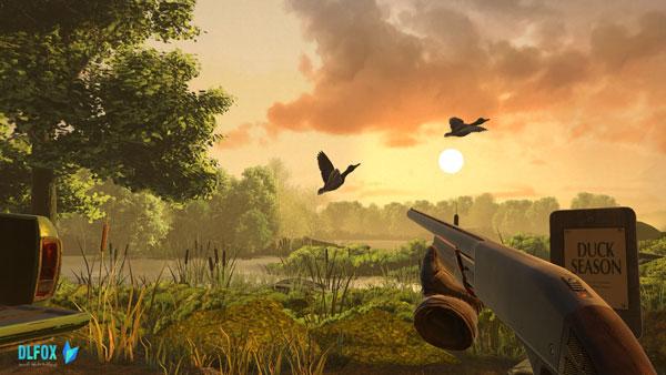 دانلود نسخه فشرده بازی Duck Season برای PC