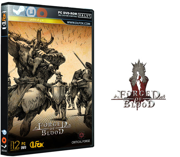 دانلود نسخه فشرده FitGirl بازی Forged of Blood برای PC