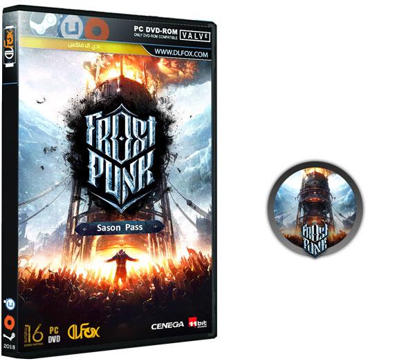 دانلود نسخه فشرده FitGirl بازی Frostpunk برای PC