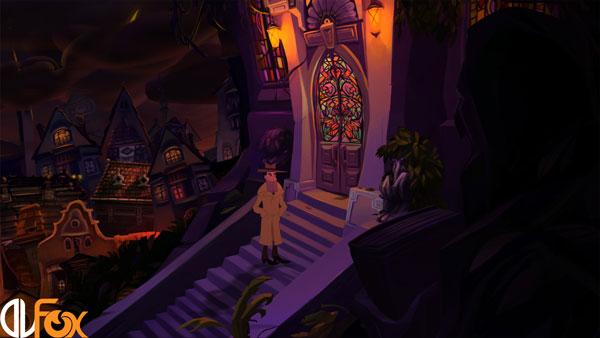 دانلود نسخه فشرده CorePack بازی Gibbous – A Cthulhu Adventure برای PC