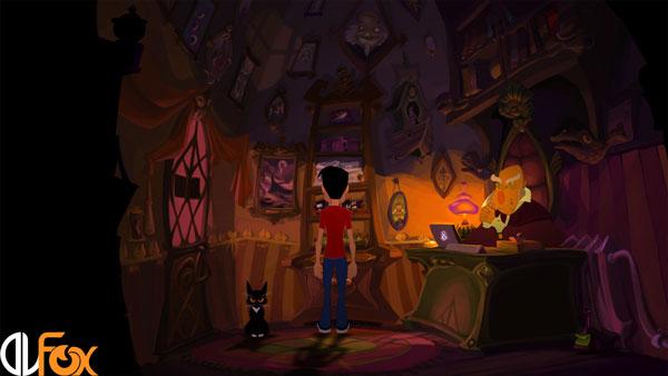 دانلود نسخه فشرده FitGirl بازی Gibbous – A Cthulhu Adventure برای PC