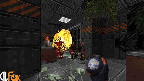 دانلود نسخه فشرده بازی Ion Fury برای PC
