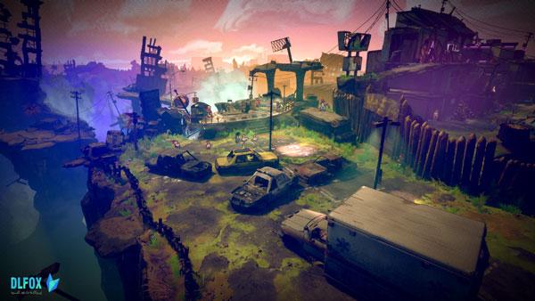 دانلود نسخه فشرده بازی RAD برای PC