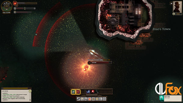 دانلود نسخه فشرده بازی SUNLESS SEA برای PC