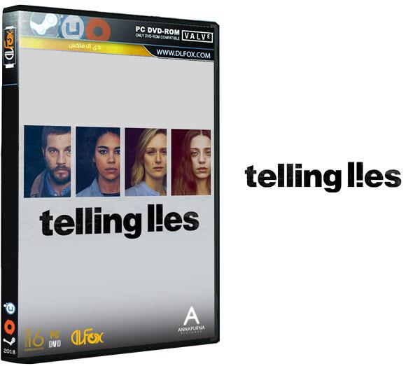 دانلود نسخه فشرده بازی Telling Lies برای PC