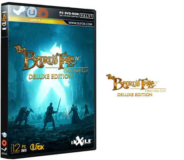 دانلود نسخه فشرده بازی The Bards Tale IV – Directors Cut برای PC