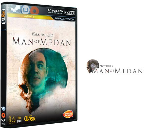 دانلود نسخه فشرده بازی The Dark Pictures Anthology: Man of Medan برای PC