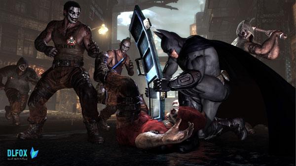 دانلود نسخه فشرده Epic Game بازی B : Arkham City برای PC