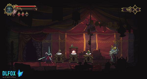 دانلود نسخه فشرده بازی Blasphemous: Digital Deluxe Edition برای PC