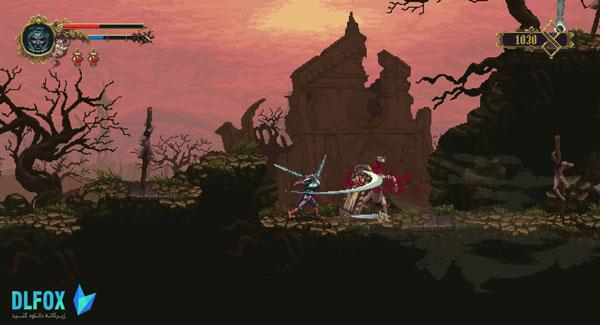 دانلود نسخه فشرده بازی Blasphemous برای PC