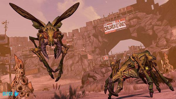 دانلود نسخه کرک شده بازی Borderlands 3 برای PS4