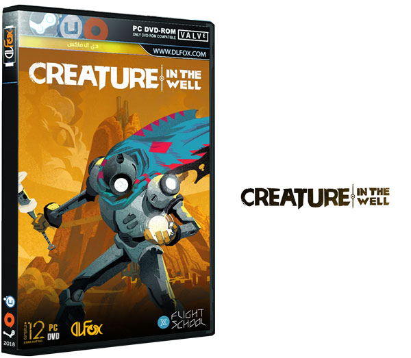 دانلود نسخه فشرده بازی Creature In The Well برای PC