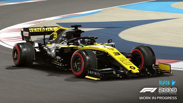 دانلود نسخه فشرده بازی F1 2019 Legends Edition برای PC