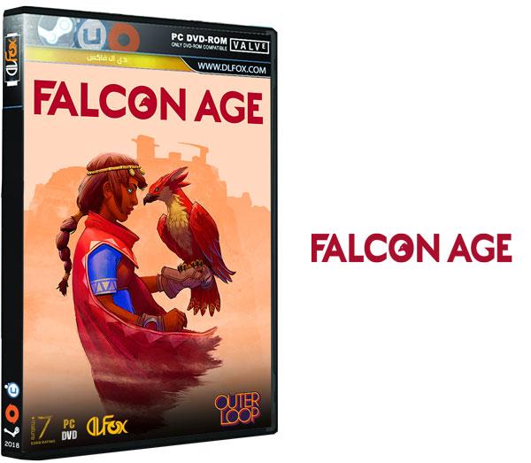 دانلود نسخه فشرده بازی Falcon Age برای PC