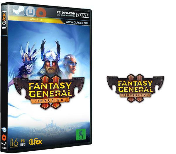 دانلود نسخه فشرده بازی Fantasy General II برای PC