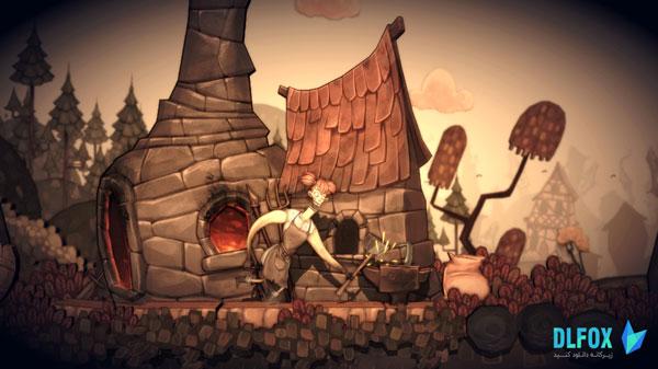 دانلود نسخه فشرده بازی Flipping Death برای PC
