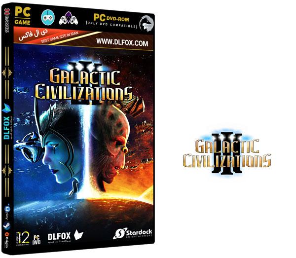 دانلود نسخه فشرده FitGirl بازی Galactic Civilizations III برای PC
