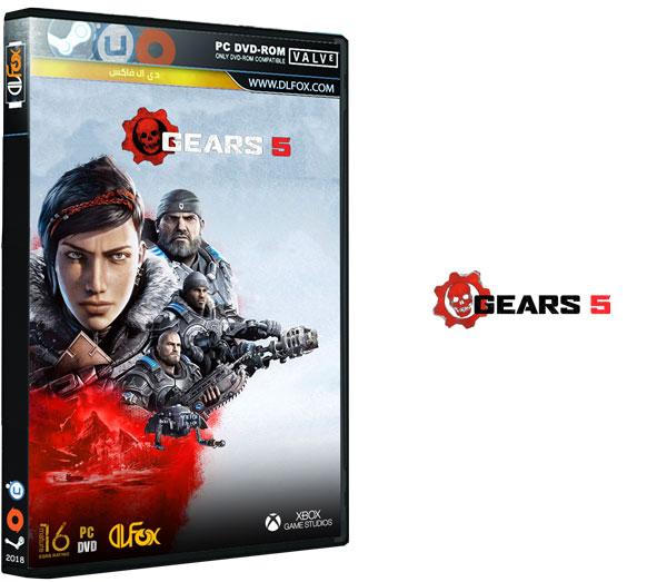 دانلود نسخه فشرده DODI بازی Gears 5 Ultimate Edition برای PC