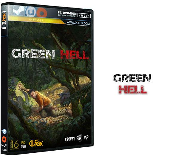 دانلود نسخه فشرده بازی Green Hell برای PC