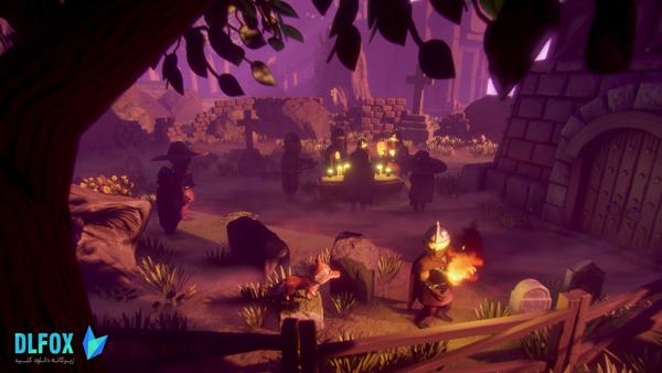 دانلود نسخه فشرده بازی Hardland برای PC