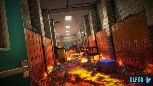 دانلود نسخه فشرده بازی Hot Lava برای PC